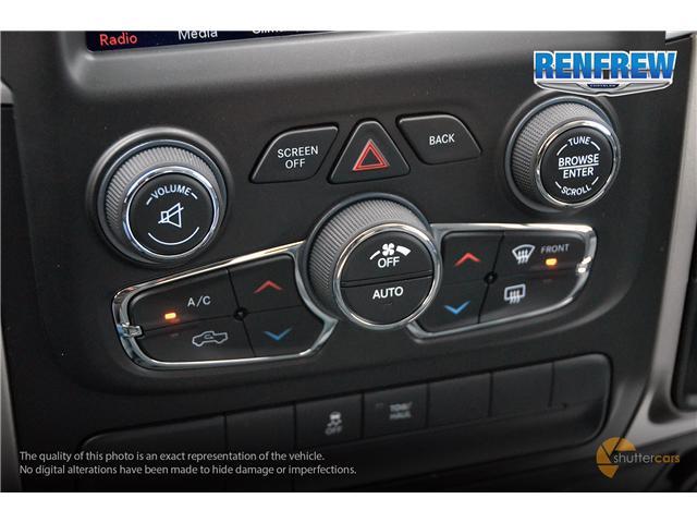 2019 RAM 1500 Classic SLT (Stk: K029) in Renfrew - Image 18 of 20