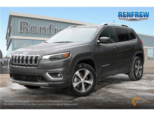 2019 Jeep Cherokee Limited (Stk: K036) in Renfrew - Image 2 of 20