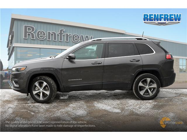 2019 Jeep Cherokee Limited (Stk: K036) in Renfrew - Image 3 of 20