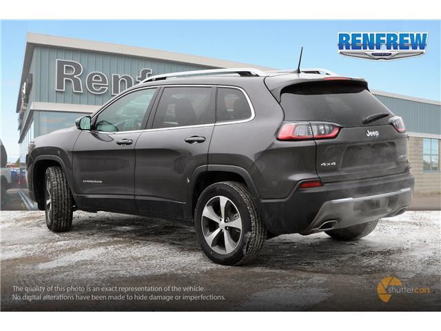 2019 Jeep Cherokee Limited (Stk: K036) in Renfrew - Image 4 of 20