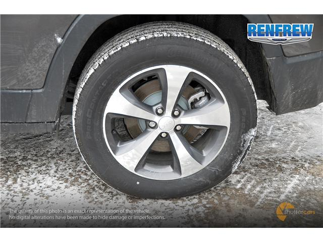 2019 Jeep Cherokee Limited (Stk: K036) in Renfrew - Image 6 of 20