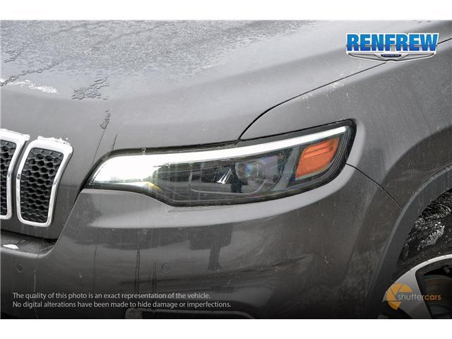 2019 Jeep Cherokee Limited (Stk: K036) in Renfrew - Image 7 of 20