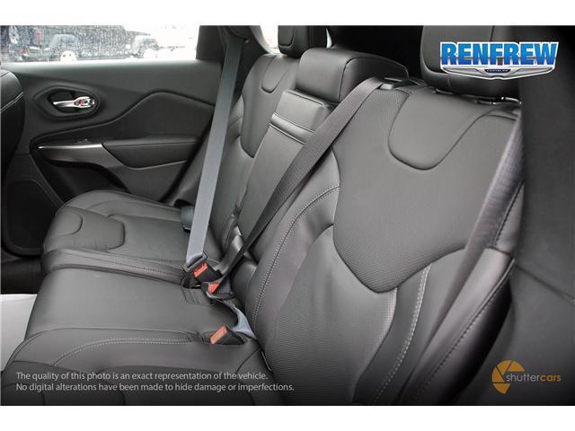 2019 Jeep Cherokee Limited (Stk: K036) in Renfrew - Image 8 of 20