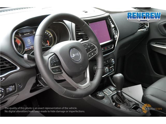 2019 Jeep Cherokee Limited (Stk: K036) in Renfrew - Image 9 of 20