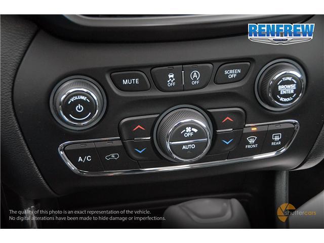 2019 Jeep Cherokee Limited (Stk: K036) in Renfrew - Image 17 of 20