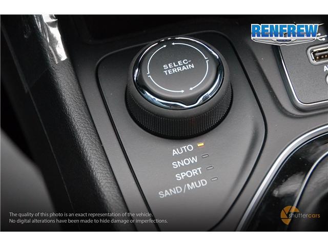 2019 Jeep Cherokee Limited (Stk: K036) in Renfrew - Image 18 of 20