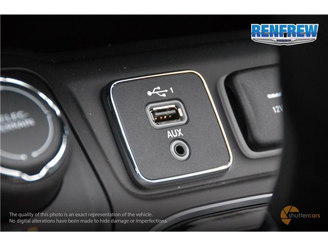 2019 Jeep Cherokee Limited (Stk: K036) in Renfrew - Image 19 of 20