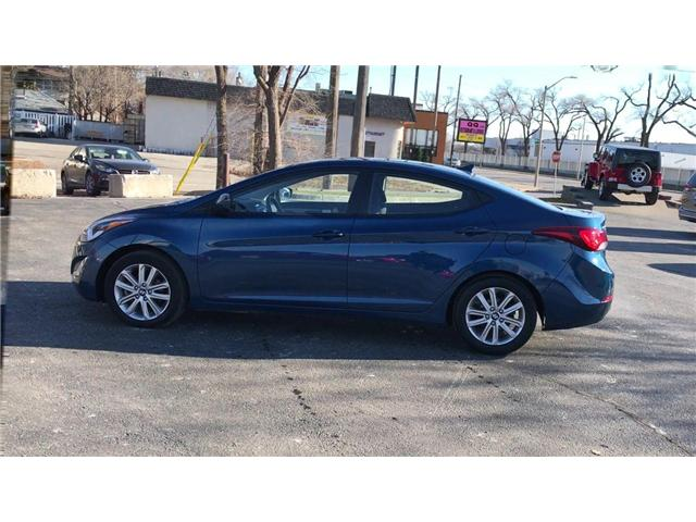 2015 Hyundai Elantra Sport Appearance (Stk: 44646A) in Windsor - Image 5 of 12