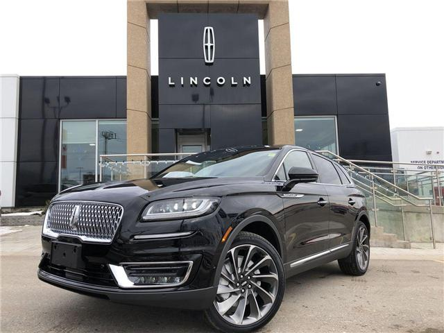 2019 Lincoln Nautilus Reserve (Stk: NT19121) in Barrie - Image 1 of 26