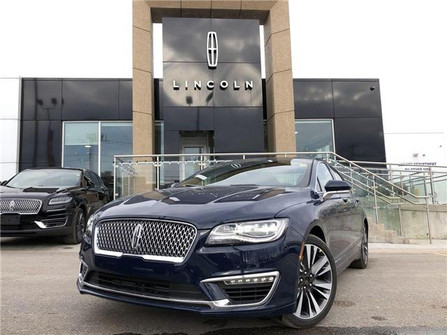 2019 Lincoln MKZ Reserve (Stk: LZ19115) in Barrie - Image 1 of 25