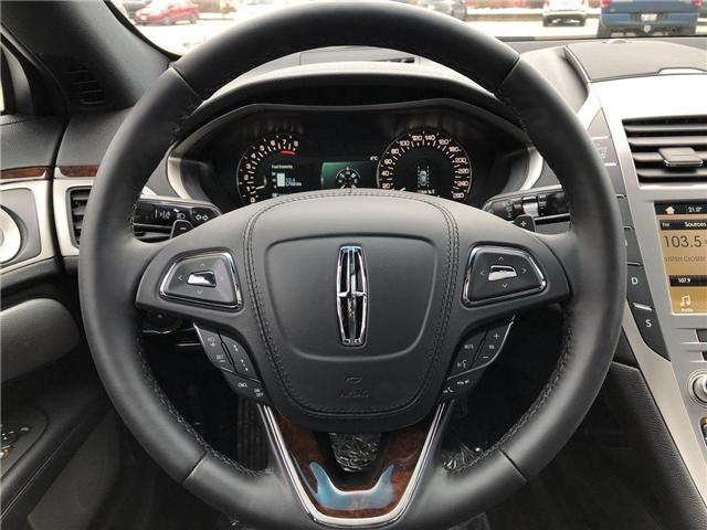 2019 Lincoln MKZ Reserve (Stk: LZ19115) in Barrie - Image 12 of 25