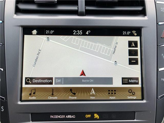 2019 Lincoln MKZ Reserve (Stk: LZ19115) in Barrie - Image 16 of 25