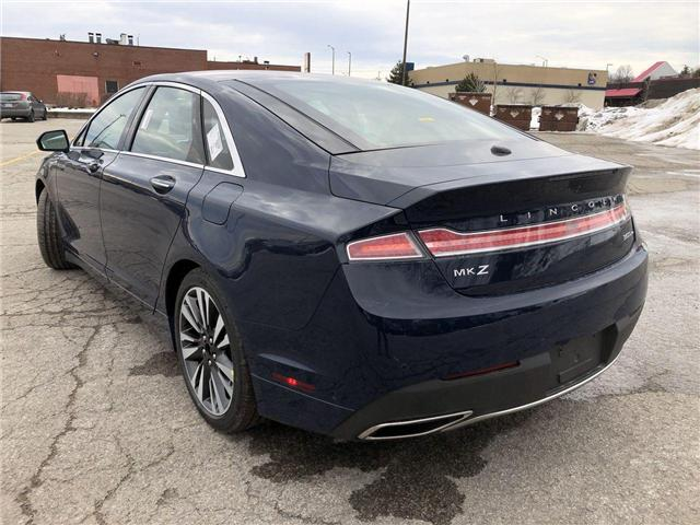 2019 Lincoln MKZ Reserve (Stk: LZ19115) in Barrie - Image 4 of 25