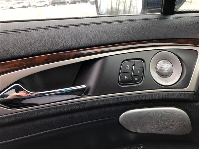 2019 Lincoln MKZ Reserve (Stk: LZ19115) in Barrie - Image 21 of 25