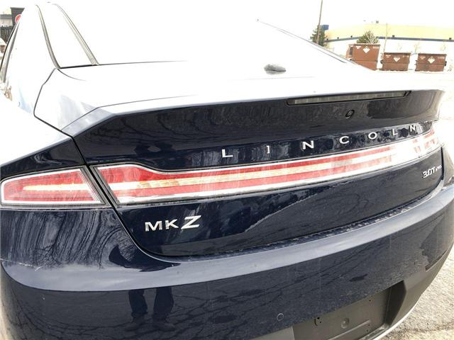2019 Lincoln MKZ Reserve (Stk: LZ19115) in Barrie - Image 25 of 25