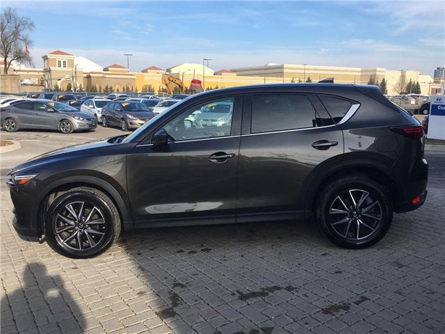 2017 Mazda CX-5 GT (Stk: 28299A) in East York - Image 6 of 30