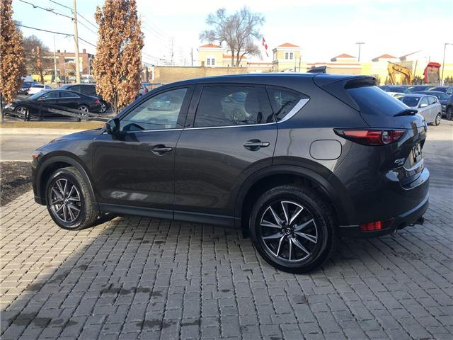 2017 Mazda CX-5 GT (Stk: 28299A) in East York - Image 7 of 30
