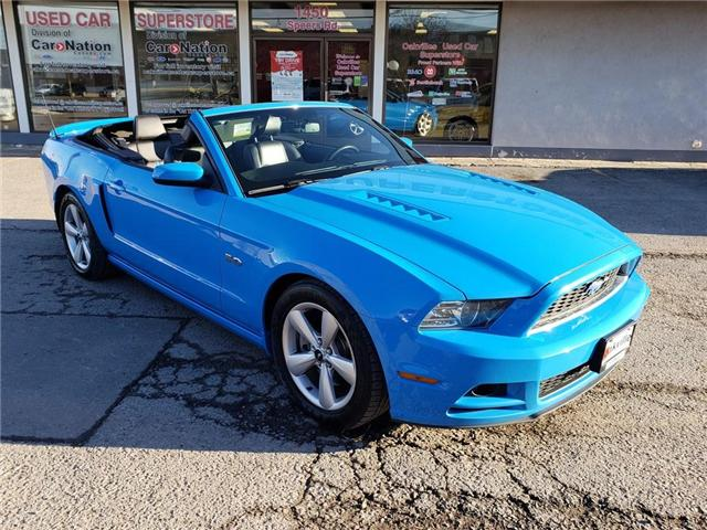 2013 Ford Mustang GT | MANUAL | LOADED | NAVI | B/U CAM (Stk: P11690) in Oakville - Image 2 of 29