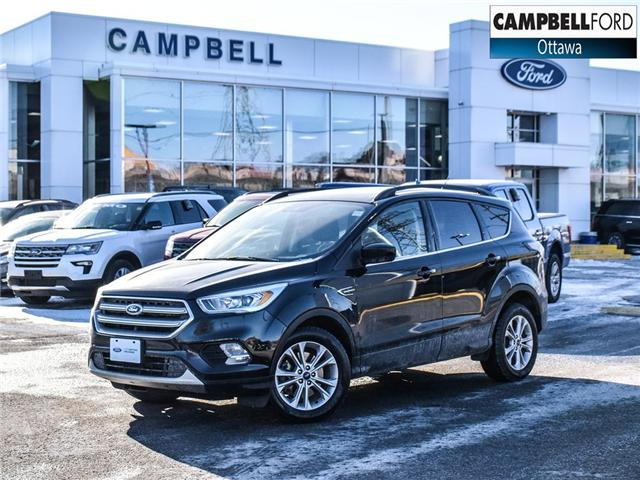 2017 Ford Escape SE AWD-NAV-LOADED SDALE PRICE (Stk: 944680) in Ottawa - Image 1 of 23