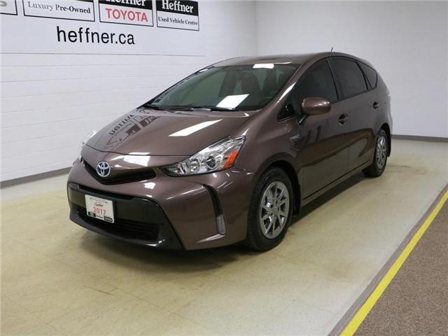 2017 Toyota Prius v Base (Stk: 186508) in Kitchener - Image 1 of 29