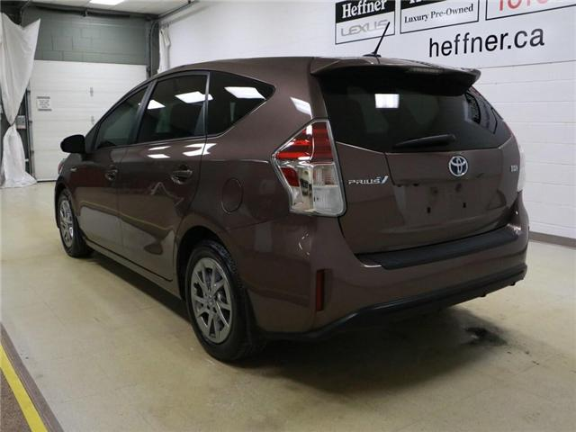 2017 Toyota Prius v Base (Stk: 186508) in Kitchener - Image 2 of 29