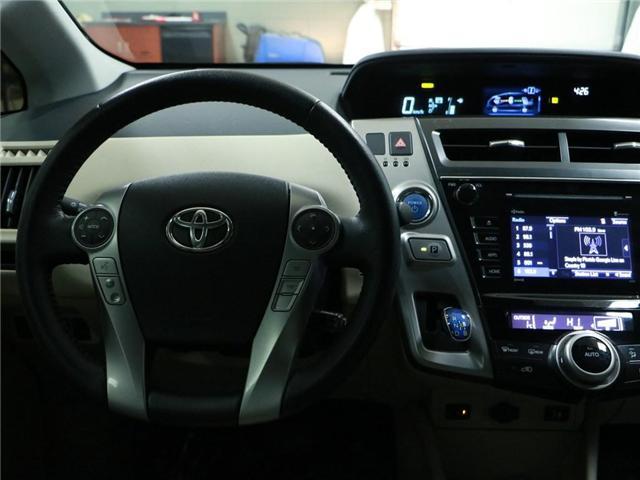 2017 Toyota Prius v Base (Stk: 186508) in Kitchener - Image 7 of 29