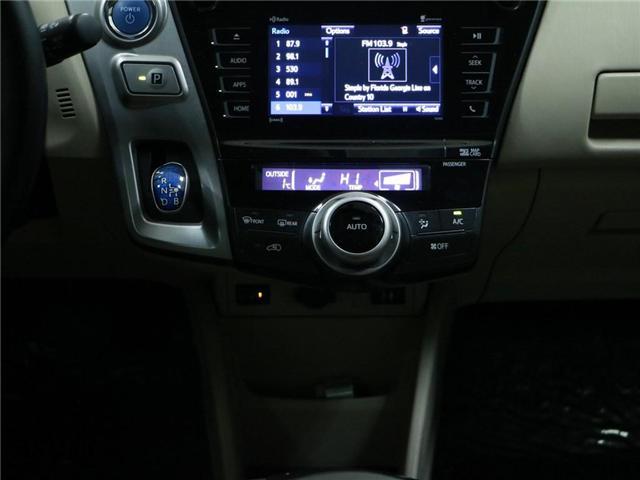 2017 Toyota Prius v Base (Stk: 186508) in Kitchener - Image 9 of 29