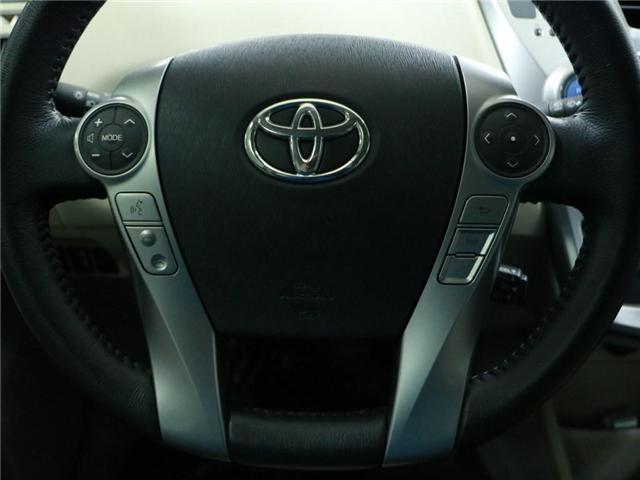 2017 Toyota Prius v Base (Stk: 186508) in Kitchener - Image 10 of 29