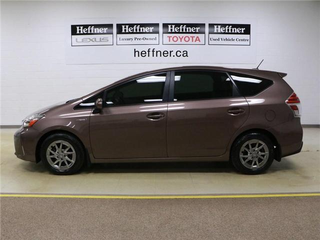 2017 Toyota Prius v Base (Stk: 186508) in Kitchener - Image 19 of 29
