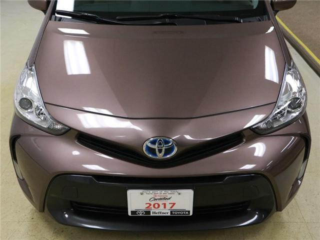2017 Toyota Prius v Base (Stk: 186508) in Kitchener - Image 25 of 29
