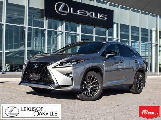 2017 Lexus RX 350 Base (Stk: UC7570) in Oakville - Image 1 of 23