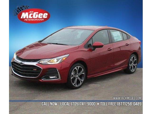 2019 Chevrolet Cruze LT (Stk: 19305) in Peterborough - Image 1 of 3