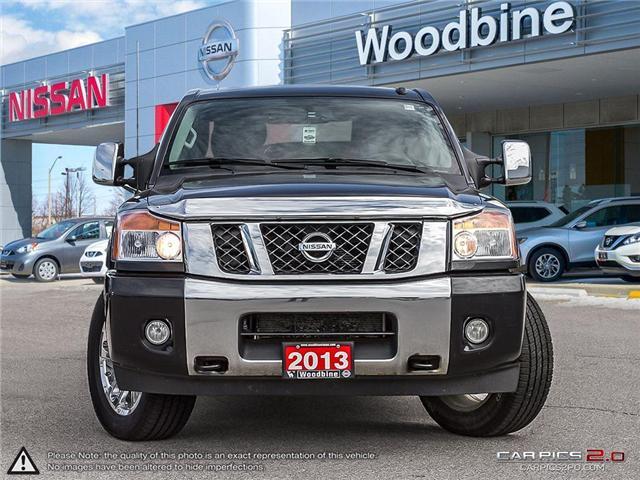 2013 Nissan Titan SL (Stk: TK4-18A) in Etobicoke - Image 2 of 25