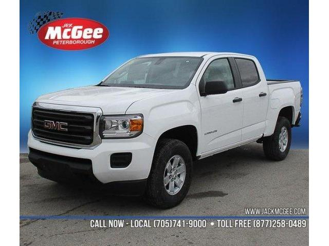 2019 GMC Canyon Base (Stk: 19306) in Peterborough - Image 1 of 3