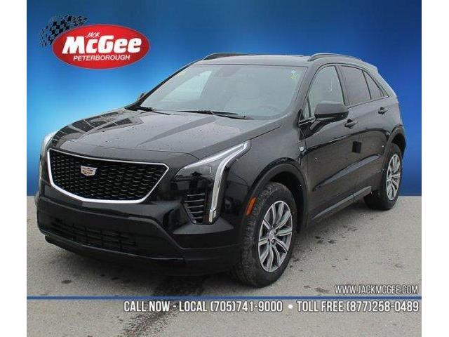 2019 Cadillac XT4 Sport (Stk: 19308) in Peterborough - Image 1 of 3