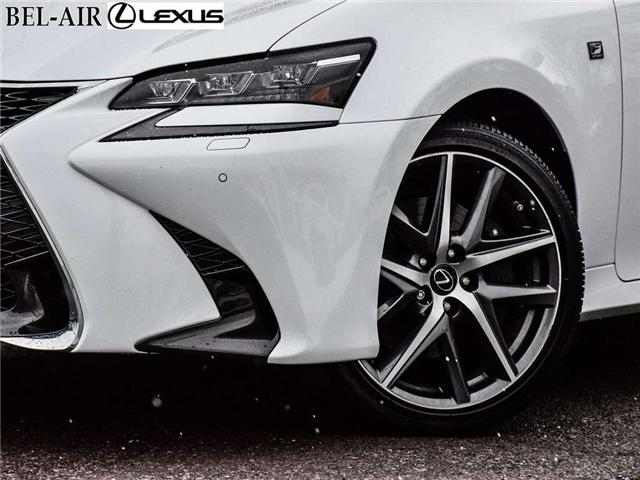 2016 Lexus GS 350 Base (Stk: L0452) in Ottawa - Image 7 of 30