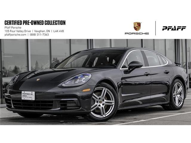 2017 Porsche Panamera 4S (Stk: P13531A) in Vaughan - Image 1 of 17