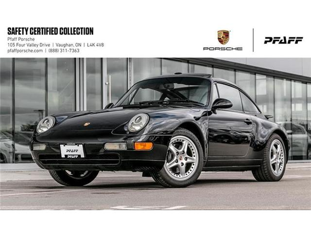 1998 Porsche 911 Carrera 2 Targa (Stk: U7464) in Vaughan - Image 1 of 22