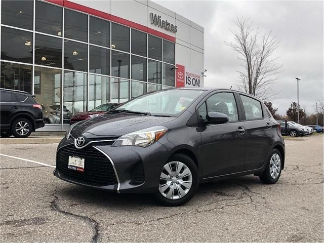 2016 Toyota Yaris LE (Stk: U2186) in Vaughan - Image 1 of 20