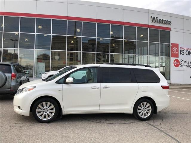 2016 Toyota Sienna XLE (Stk: U2235) in Vaughan - Image 2 of 24