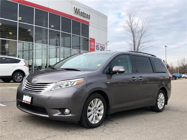 2016 Toyota Sienna XLE (Stk: U2237) in Vaughan - Image 1 of 24