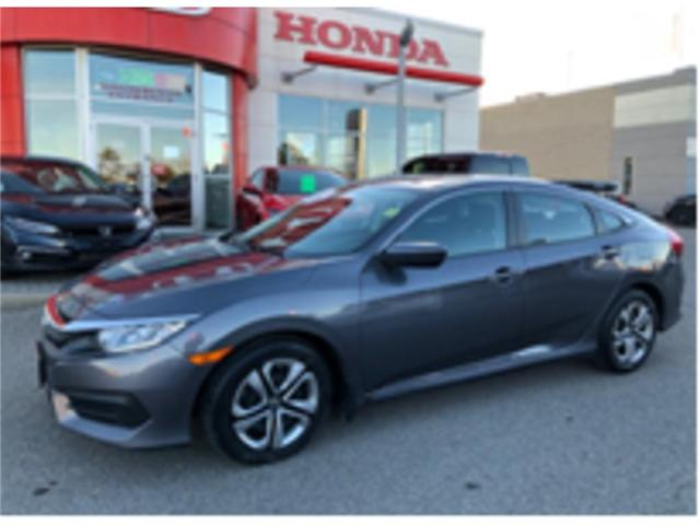 2016 Honda Civic LX (Stk: P6999) in Georgetown - Image 1 of 9