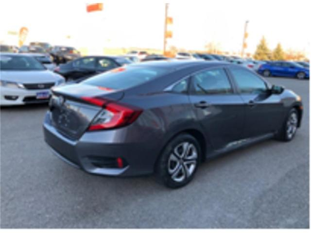 2016 Honda Civic LX (Stk: P6999) in Georgetown - Image 2 of 9