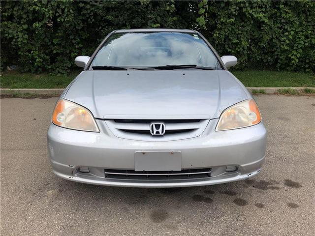 2002 Honda Civic Si (Stk: 18-3549A) in Hamilton - Image 2 of 12