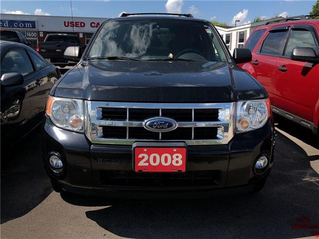 2008 Ford Escape XLT (Stk: 18-3525A) in Hamilton - Image 2 of 14