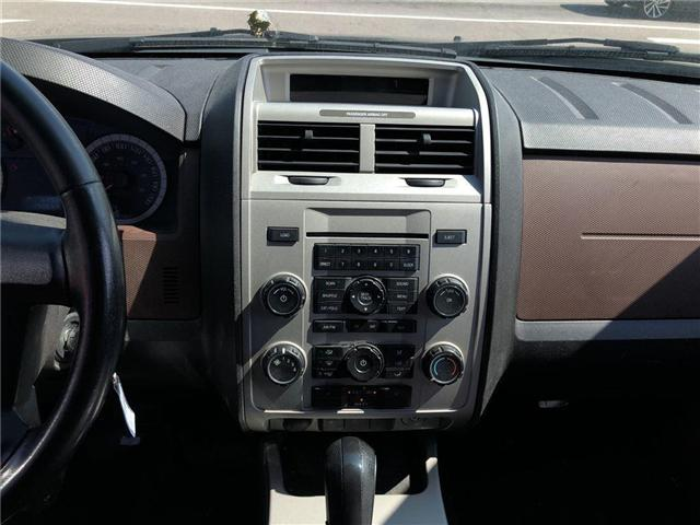 2008 Ford Escape XLT (Stk: 18-3525A) in Hamilton - Image 12 of 14