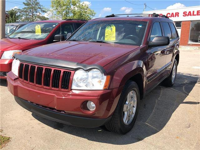 2007 Jeep Grand Cherokee Laredo (Stk: 6487A) in Hamilton - Image 1 of 15