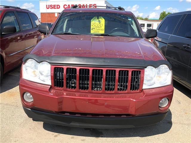 2007 Jeep Grand Cherokee Laredo (Stk: 6487A) in Hamilton - Image 2 of 15