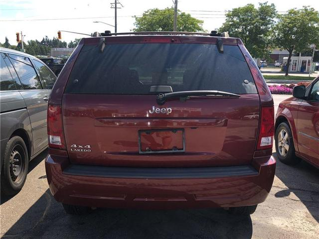 2007 Jeep Grand Cherokee Laredo (Stk: 6487A) in Hamilton - Image 5 of 15