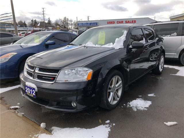 2012 Dodge Avenger SXT (Stk: 6452B) in Hamilton - Image 1 of 14